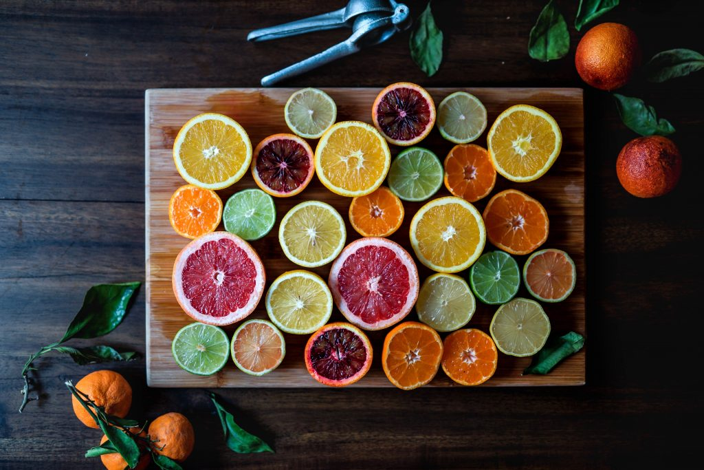 citrus can support healthy joints