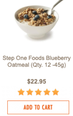 Blueberry Oatmeal New