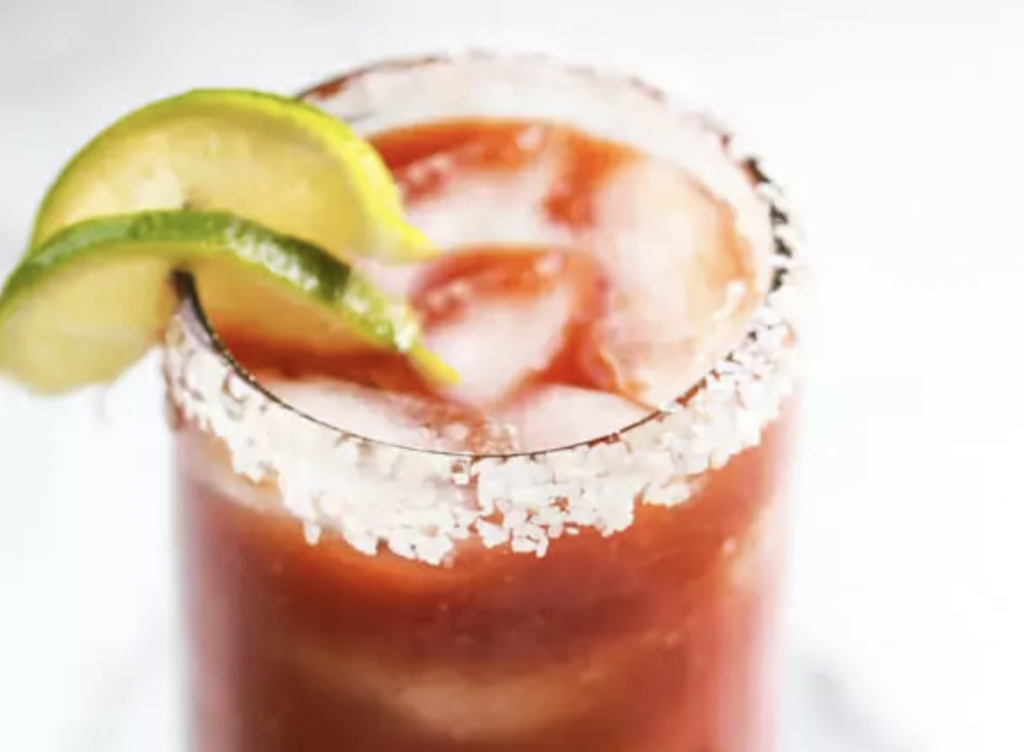 not-so-bloody mary