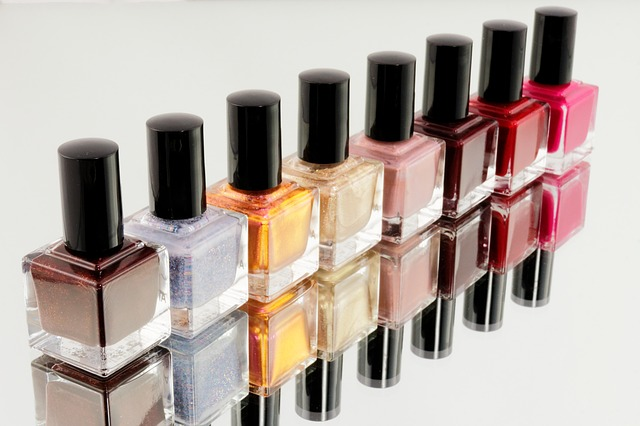 nail polish may contain pthalates